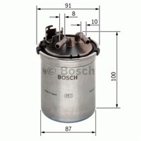 Bosch - Yakıt Filtresi Mb.Sprınter 06> Su Ayırıştırıcısı - Bsc F 026 402 056