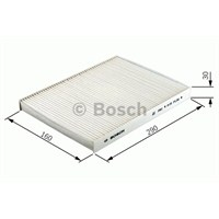 Bosch - Filtre (İç Kısım) (Fıat Marea 1.6I 16V [185..] (05.2001) [182 B 6.000]) - Bsc 1 987 432 003