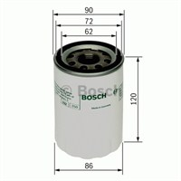 Bosch - Yağ Filtresi Seat Cordoba, Toledo, Ibıza 1.9 Tdı; - Bsc 0 451 103 290