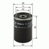 Bosch - Yağ Filtresi (Volvo C70) - Bsc 0 451 103 219