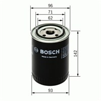 Bosch - Yağ Filtresi (Vw Passat 1.9 Tdı) - Bsc 0 986 452 400