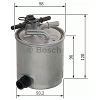 Bosch - Yakıt Filtresi Dacıa Logan 1.5Dcı - Bsc F 026 402 019