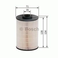 Bosch - Yakıt Filtresi Vw.Crafter 2.5 Tdı - Bsc F 026 402 101