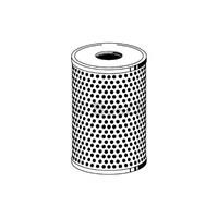 Bosch - Yağ Filtresi Citroen - Bsc 1 457 429 283