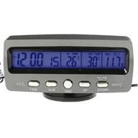 ModaCar Saat Tarih Termometre Voltaj Göstergesi 842394