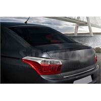 S-Dizayn Citroen Elysee 2012> Model Ve Üzeri Bagaj Alt Çıta Krom P.Çelik