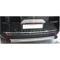 S-Dizayn Ford Tourneo Custom 2012> Model Ve Üzeri Bagaj Çıtası Krom P.Çelik