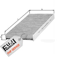 Fuji - Polen Filtresi (Vw Golf-Iv - Bora 1.6 1.8) - Fuj Fhp 00542