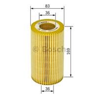 Bosch - Yağ Filtresi Mb Sprinter Vito 97-05 - Bsc 0 986 Tf0 009