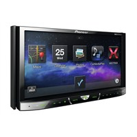 Pioneer AVH-X5600BT CD/Dvd Tuner/7 İnç Dokunmatik Ekran/Bluetooth/İPod/İPhone ve Android Kontrolü/Us