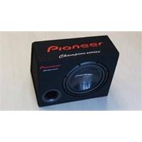 Pioneer TS-W310S4 KABİNLİ 30cm 4ohm 1400Watt Muhafaza-Tipi Tek Ses Bobini Sabwoofer