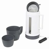 ModaCar KETTLE Kahve Çay İçin Bardaklı 43a008