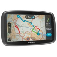 """Tomtom Go 600 Güncel Trafik 6"""" Ekranlı Akıllı Telefon Bağlantılı Navigasyon Cihazı (Ömür Boyu Ücretsiz Güncelleme)"""