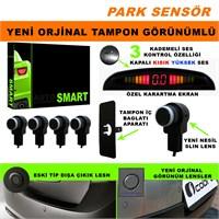 Park Sensörü Orjinal Lens Görünümlü Yeni Nesil Siyah Lens