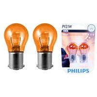 Philips Amber Renk 1156-93 Tip Stop Sinyal Ampülü 85b12496