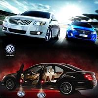 Actto Araç Kapı Altı Hayalet Logo Bmw