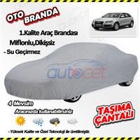 Autocet Audı Q5 Araca Özel Oto Brandası (Miflonlu, Dikişsiz) 3932A