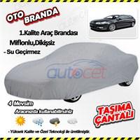 Autocet Citroen C5 Tourer Araca Özel Oto Brandası (Miflonlu, Dikişsiz) 3971A