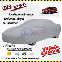 Autocet Dacia Sandero Araca Özel Oto Brandası (Miflonlu, Dikişsiz) 3982A