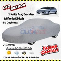 Autocet Fiat Brava Araca Özel Oto Brandası (Miflonlu, Dikişsiz) 3988A