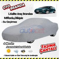 Autocet Fiat Punto Araca Özel Oto Brandası (Miflonlu, Dikişsiz) 3997A