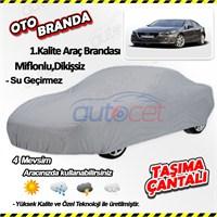Autocet Mazda 3 Sedan Araca Özel Oto Brandası (Miflonlu, Dikişsiz) 4048A