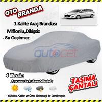 Autocet Mazda 5 Araca Özel Oto Brandası (Miflonlu, Dikişsiz) 4049A