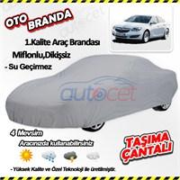 Autocet Opel Insignia Araca Özel Oto Brandası (Miflonlu, Dikişsiz) 4080A