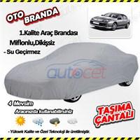 Autocet Renault Laguna Araca Özel Oto Brandası (Miflonlu, Dikişsiz) 4111A