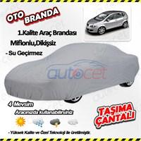 Autocet Seat Altea Araca Özel Oto Brandası (Miflonlu, Dikişsiz) 4119A