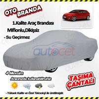 Autocet Seat Leon Araca Özel Oto Brandası (Miflonlu, Dikişsiz) 4122A