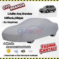 Autocet Subaru Outback Araca Özel Oto Brandası (Miflonlu, Dikişsiz) 4137A