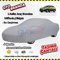 Autocet Suzuki Sx4 Araca Özel Oto Brandası (Miflonlu, Dikişsiz) 4143A