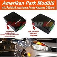 Dacia Modellerine Uyumlu Amerikan Park Modülü