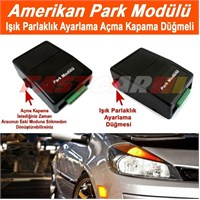Ford Modellerine Uyumlu Amerikan Park Modülü