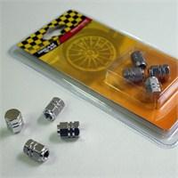 Dreamcar Aluminyum Sibop Kapağı 4'lü Set 8010005