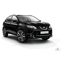 S-Dizayn Nissan Qashqai 2014 Model ve Üzeri Ön Tampon Çıtası Krom P.Çelik