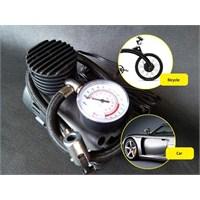 AutoCet 250 PSI Çakmak Girişli Lastik,Top Hava Kompresörü 4202a
