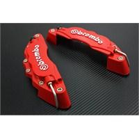 ModaCar Brembo Yazılı Kırmızı Kaliper Kapak Seti 85a27501