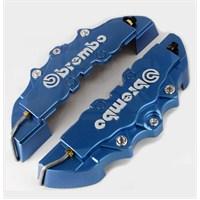 ModaCar Brembo Yazılı Mavi Kaliper Kapak Seti 85a27502