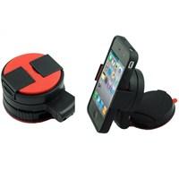 Space Mini 360° Dönebilen Akıllı Telefon Tutucu ÇİFT FONKSİYON 85a60456