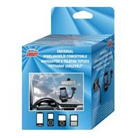 Autokıt Universal Ayarlanabilir Fonksiyonlu Navigasyon ve Telefon Tutucu ' Fotoğraf Çerçeveli '