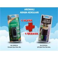 Aromate SF0811A Pompalı Şişe Koku Mix 1Alana 1Bedava