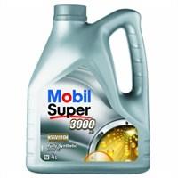 Mobil Süper 3000 X1 5W-40 4lt Benzinli Dizel LPG Motor Yağı ( Üretim Yılı : 2016)