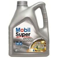 Mobil Süper 3000 XE 5W-30 4lt DPF Araçlara Uygun Benzinli Dizel Motor Yağı
