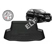 Nissan Qashqai 2014 Sonrası A Kalite Bagaj Havuzu ( Tekna-Black Edition- Platınum )