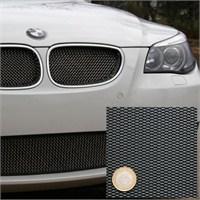 Dreamcar No:1 Aluminyum Siyah Grill Panjur Teli 100 cmX 20 cm 8021022