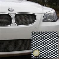 Dreamcar No:4 Aluminyum Siyah Grill Panjur Teli 100 cmX 20 cm 8021052