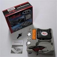 Dreamcar Inwells 4 Gri Sensörlü Park Sensörü Dijital Ekranlı,Ses İkazlı 6522002