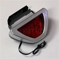 Dreamcar Gri F1 Style Kırmızı Flash Patlayan Stop Lamba